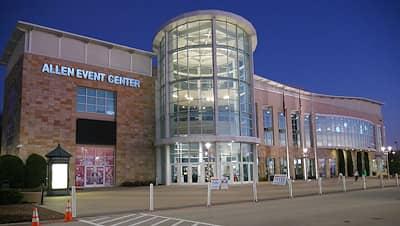 Allen Event Center - 200 E Stacy Rd #1350, Allen, TX 75002